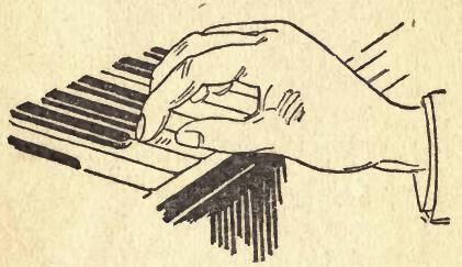 Fingers | elbows positions upon piano keyboards